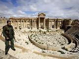 Σκόνη, ISIS, Καταστροφές,skoni, ISIS, katastrofes