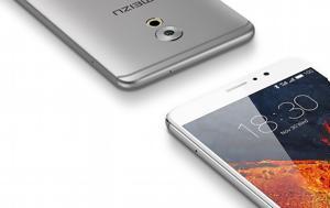 Meizu Pro 6 Plus, Ανακοίνωση, Meizu Pro 6 Plus, anakoinosi