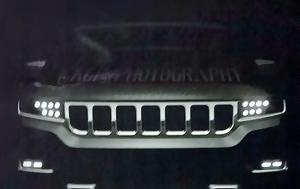 Ακυρώθηκε, Jeep Grand Wagoneer, akyrothike, Jeep Grand Wagoneer