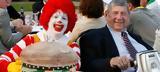 Πέθανε, Big Mac, McDonalds,pethane, Big Mac, McDonalds