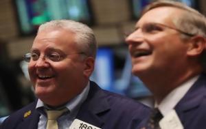 Dow Jones, SP 500