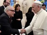 O Πάπας, Σκορτσέζε, Βατικανό,O papas, skortseze, vatikano