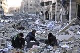 Συρίας, ΟΗΕ, Χαλέπι,syrias, oie, chalepi