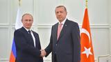 Ερντογάν, Πούτιν, Χαλέπι,erntogan, poutin, chalepi