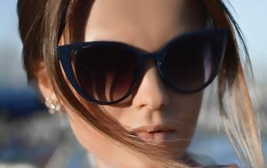 3 (σοβαροί) λόγοι να φοράς γυαλιά ηλίου τον χειμώνα