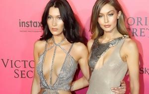 Φωτογραφίες, Hadid, Victorias Secret, fotografies, Hadid, Victorias Secret