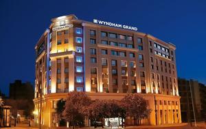 Άνοιξε, Wyndham Grand Athens, anoixe, Wyndham Grand Athens