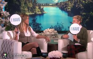 Jennifer Aniston, Έχω, Jennifer Aniston, echo