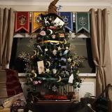 Χριστουγεννιάτικο Δέντρο Χάρι Πότερ,christougenniatiko dentro chari poter