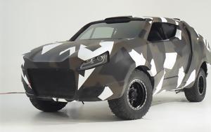 VW Amarok, Mad Max