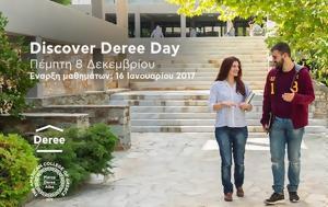 Discover Deree Day Ενημερωτική, ΑΕΙ, Discover Deree Day enimerotiki, aei