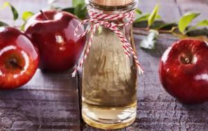 Τα πολλαπλά οφέλη,  οι ιδιότητες και χρήσεις του μηλόξυδου που ίσως δεν γνωρίζεις...
