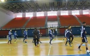 Συνεχίζεται, Εθνικής Futsal, synechizetai, ethnikis Futsal