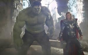 Thor, Hulk, 'Thor, Ragnarok'