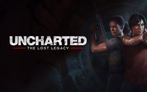 Αυτά, Ανακοινώθηκε, Uncharted, Lost Legacy, afta, anakoinothike, Uncharted, Lost Legacy