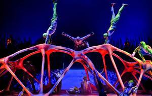 Cirque, Soleil Βίντεο, Cirque, Soleil vinteo