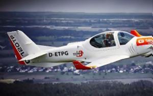Grob G-120TP, RAF