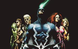 Marvel, 'Inhumans'