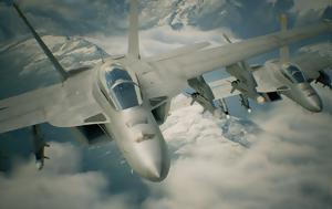 Επιστροφή, Ace Combat 7, epistrofi, Ace Combat 7