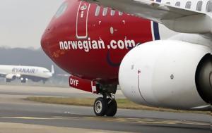 Norwegian Air, ΗΠΑ, Norwegian Air, ipa
