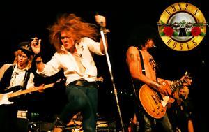 Κλείδωσε, Guns N'Roses, Ευρώπη, 2017, kleidose, Guns N'Roses, evropi, 2017