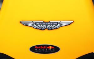 Red Bull Racing, Aston Martin