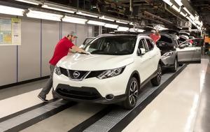 Nissan Qashqai, ProPilot -αυτόνομο, Nissan Qashqai, ProPilot -aftonomo