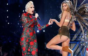 Lady Gaga, Fashion Show, Victoria Secret