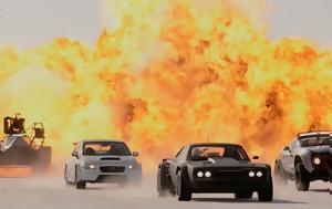 Fast, Furious 8