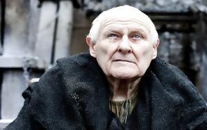 Απεβίωσε, Game, Thrones Peter Vaughan, apeviose, Game, Thrones Peter Vaughan