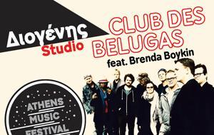 Club, Belugas, Brenda Boykin, Athens Music Festival