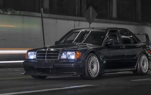 Mercedes 190E 2 5-16 Evo II