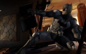 Batman Telltale, Φινάλε, Batman Telltale, finale