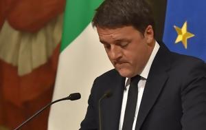 Παραιτήθηκε, Ιταλός Πρωθυπουργός Μ, Ρέντσι, paraitithike, italos prothypourgos m, rentsi