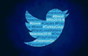 Twitter, 2016