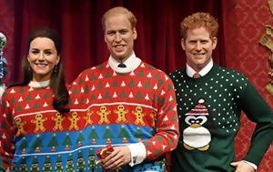 Η βασιλική οικογένεια με τα πιο αστεία πουλόβερ