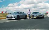 Πόσο, Nissan GT-R, Aston Martin V12 Vantage S,poso, Nissan GT-R, Aston Martin V12 Vantage S