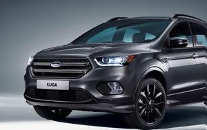 Ford Kuga, Άνεση, Ford Kuga, anesi