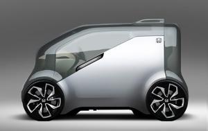 "Honda, ""Cooperative Mobility Ecosystem"""