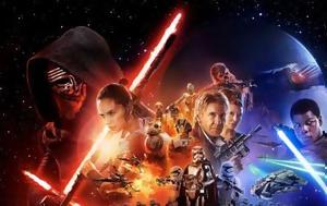 Star Wars, Δύναμη Ξυπνάει, COSMOTE TV, Star Wars, dynami xypnaei, COSMOTE TV