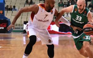 Panathinaikos BC, Galatasaray S K, Athens
