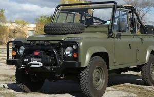Πόσο, Βρετανικός, Land Rover Defender, poso, vretanikos, Land Rover Defender