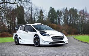 Επίσημο, Ford Fiesta WRC, episimo, Ford Fiesta WRC