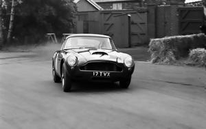 "Aston Martin, 25 ""νέες"" DB4 GT, Aston Martin, 25 ""nees"" DB4 GT"