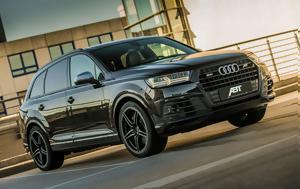 """ABT, Audi SQ7 TDI """"στον """", ABT, Audi SQ7 TDI """"ston """""""