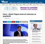 La Tribune, Πρελούδιο,La Tribune, preloudio