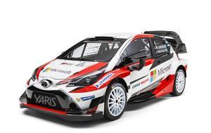 Επίσημο, Toyota Yaris WRC, episimo, Toyota Yaris WRC