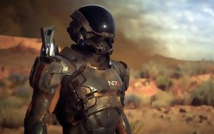 Έρχεται, Mass Effect, Andromeda, erchetai, Mass Effect, Andromeda
