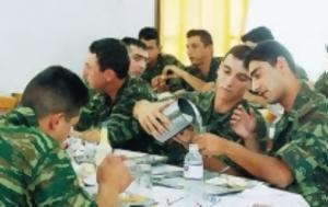 Οι απίστευτες ατάκες για τον στρατό