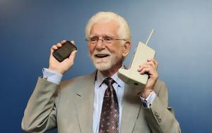 Η ιστορία της κινητής τηλεφωνίας: Από το χθες στο σήμερα και επιστροφή στο χθες